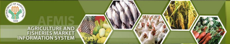 Agriculture and Fisheries Market Information System